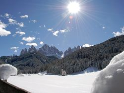 Video Winter Emotions Val di Funes