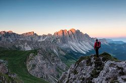 Mountain experience in South Tyrol